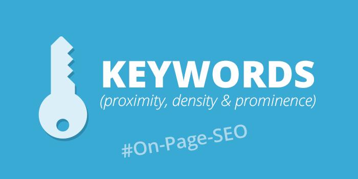 keyword-prominence-density-techDu